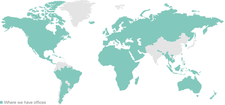 Where We Operate Japan Tobacco International A Global Tobacco